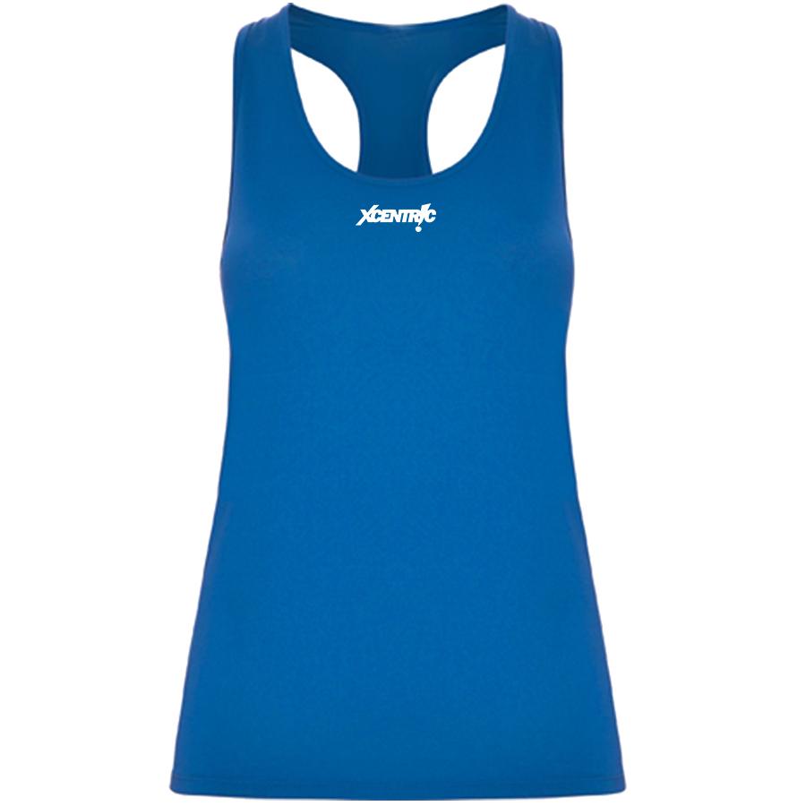 Camiseta nadadora (Azul)