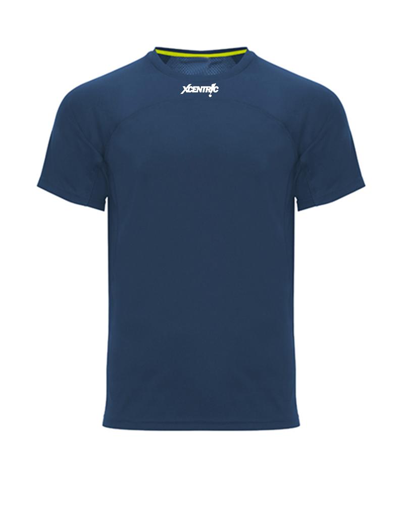 T-Shirt técnica (Azul)