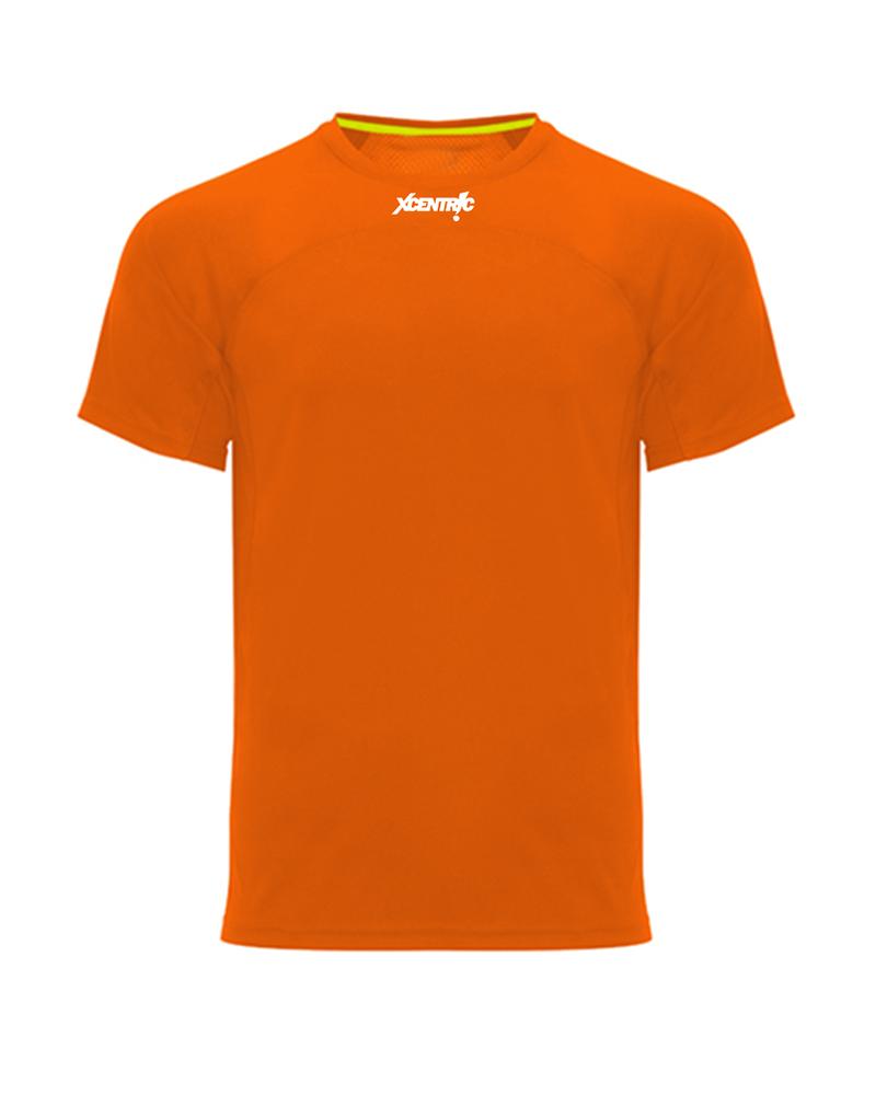 T-Shirt técnica (Naranja fluor)